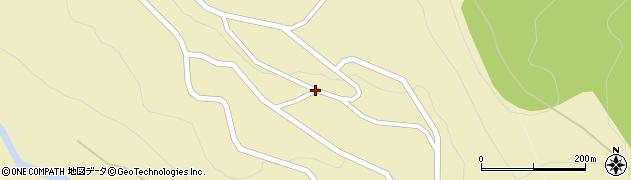 長野県白馬村(北安曇郡)どんぐり周辺の地図