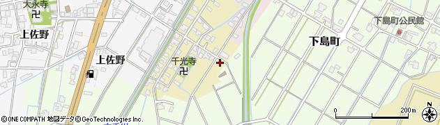 富山県高岡市佐野1673周辺の地図