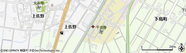 富山県高岡市佐野436周辺の地図