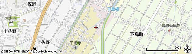 富山県高岡市佐野1680周辺の地図