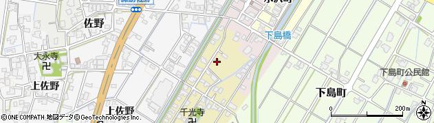 富山県高岡市佐野348周辺の地図