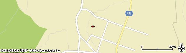 長野県白馬村(北安曇郡)切久保周辺の地図