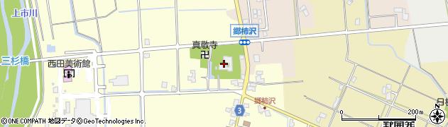西養寺周辺の地図