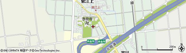 グループホームかみいち福祉の里共用型デイサービス周辺の地図