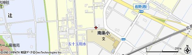 富山県高岡市佐野479周辺の地図