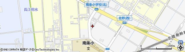 富山県高岡市佐野480周辺の地図