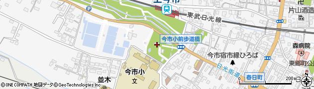 瀧尾神社周辺の地図