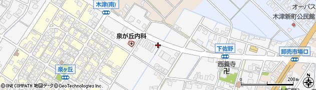 富山県高岡市佐野1084周辺の地図