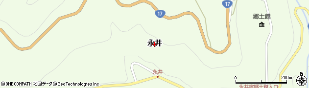 群馬県みなかみ町(利根郡)永井周辺の地図