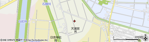 富山県富山市水橋大正南部周辺の地図