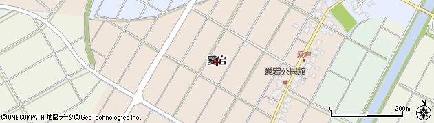 富山県射水市三ケ(愛宕)周辺の地図