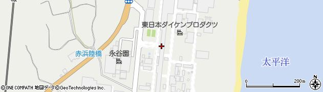 高萩大建工業株式会社 業務課物流担当周辺の地図