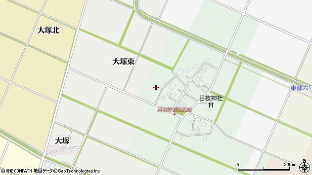 〒930-0102 富山県富山市呉羽野田の地図