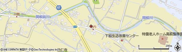 東芝ストア畑野電機店周辺の地図
