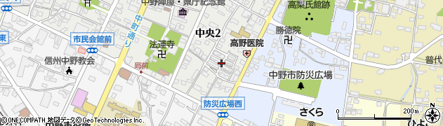 東町県営住宅周辺の地図