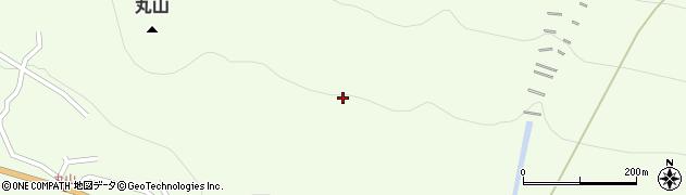 栃木県日光市中宮祠周辺の地図