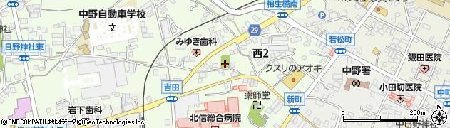 千社大神周辺の地図