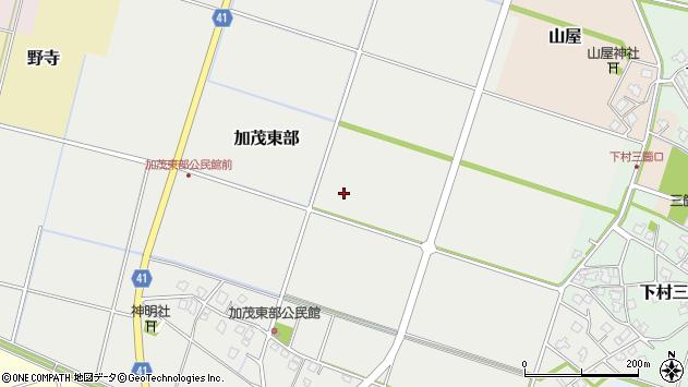 〒933-0203 富山県射水市加茂東部の地図