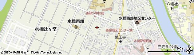 富山県富山市水橋大正町周辺の地図