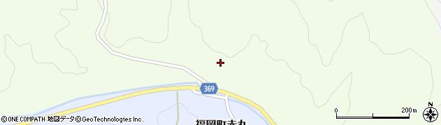 富山県高岡市石堤谷内周辺の地図