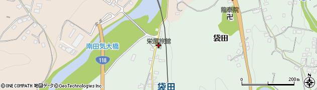 栄屋旅館周辺の地図