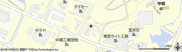 安立サービス株式会社 北茨城営業所周辺の地図