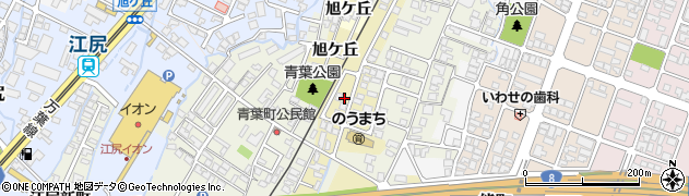 富山県高岡市鷲北新周辺の地図