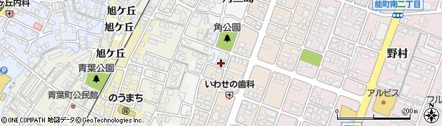 富山県高岡市角三島38周辺の地図