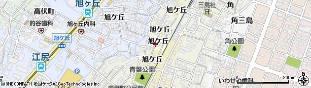 富山県高岡市二塚旭ケ丘周辺の地図