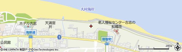 富山県富山市海岸通周辺の地図
