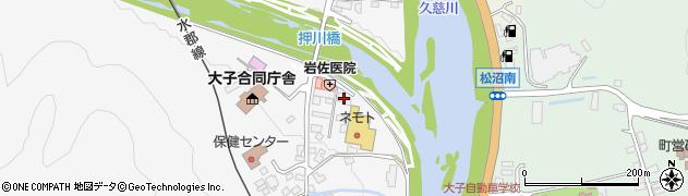 ホームセンターネモト周辺の地図