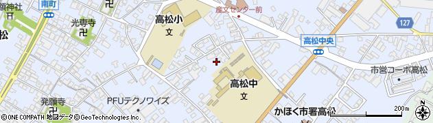 ヘンゼルとグレーテル周辺の地図