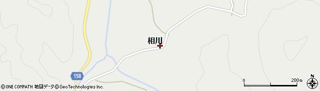 茨城県大子町(久慈郡)相川周辺の地図