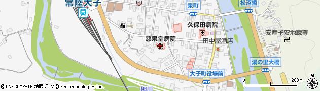 慈泉堂売店周辺の地図