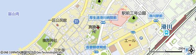 専広寺周辺の地図
