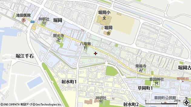 〒933-0221 富山県射水市堀岡新明神(その他)の地図