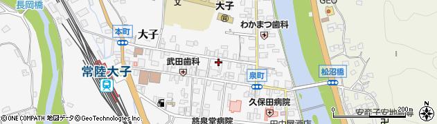 有限会社鈴木石油店周辺の地図
