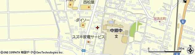 有限会社城北測量周辺の地図