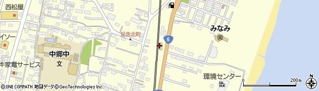 有限会社トーワセンイ周辺の地図