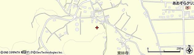 茨城県北茨城市中郷町(松井)周辺の地図