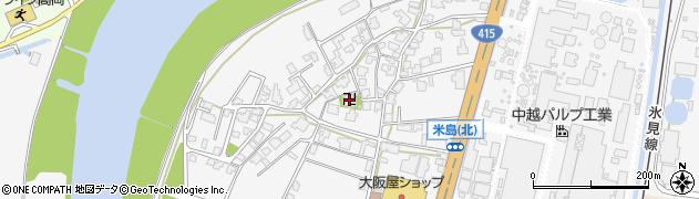 速願寺周辺の地図