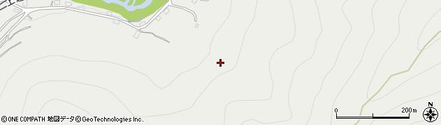 群馬県みなかみ町(利根郡)鹿野沢周辺の地図