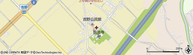 法満寺周辺の地図
