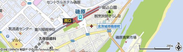 渡辺美容室周辺の地図