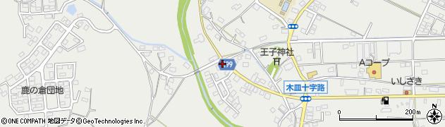 伯田ふとん店周辺の地図