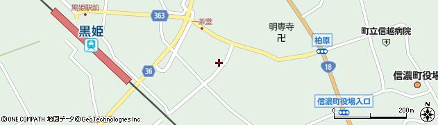 スナック由奈周辺の地図