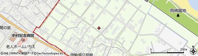 富山県高岡市太田(伊勢領)周辺の地図