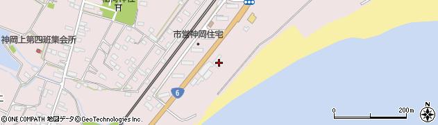 日誠工業株式会社周辺の地図