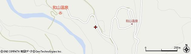 長野県栄村(下水内郡)堺(和山)周辺の地図