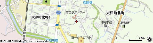 マエダストアー周辺の地図